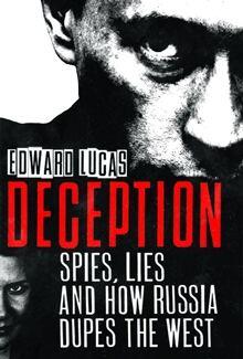 Edward Lucas, cover, Deception