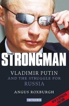cover, Angus Roxburgh, The Strongman