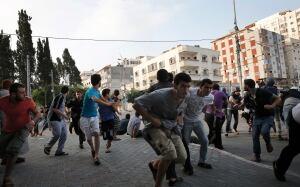 Israel Palestine Gaza conflict
