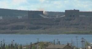 Wabush Mines site