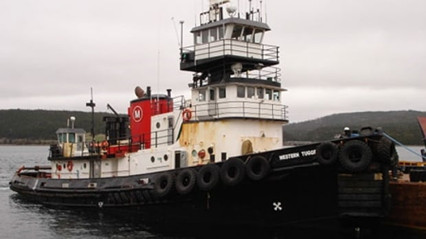 A deckhand was killed aboard the Western Tugger in May 2013 when he was hit by flying pieces from a shattered brake drum.