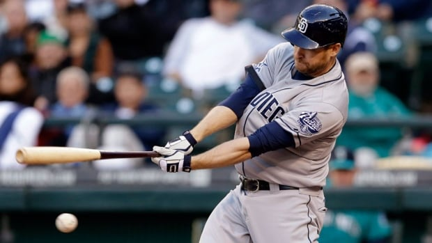 Chase Headley is hitting .229 with seven homers and 32 RBIs but has a .339 average since July 4.