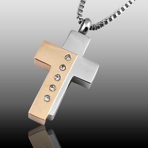 Cross pendant