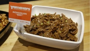 Yamchops Mongolian beef