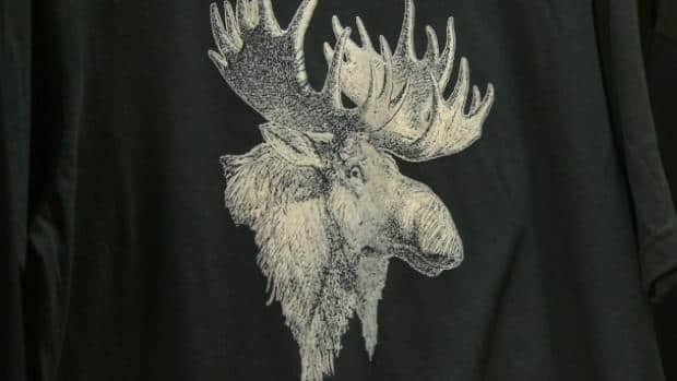 Parks Canada clothing line