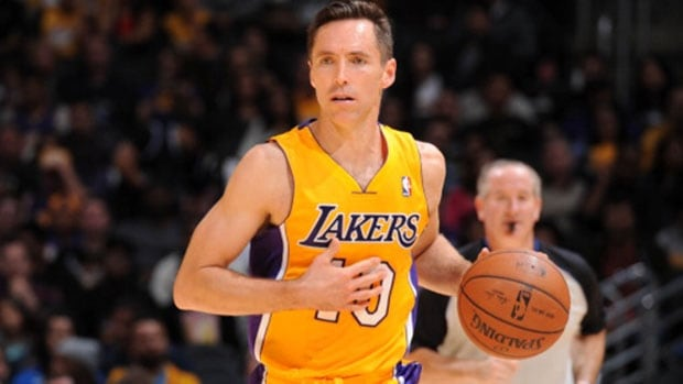 Los Angeles Lakers point guard Steve Nash admitted he had to overcome knocks in his game as a young player, just like No. 1 overall Andrew Wiggins will have to learn to silence his critics too.