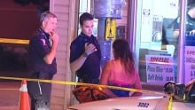 Double stabbing July 22, 2014 Montreal Road
