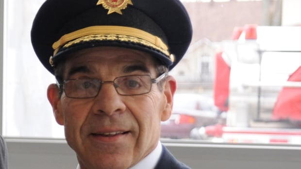 Ed Pillon is currently the longest serving member of Essex Fire and Rescue Services.