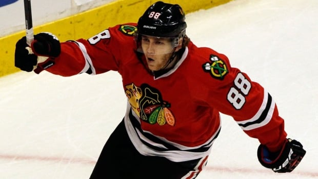 Chicago Blackhawks forward Patrick Kane recently signed a new eight-year extension with the club.