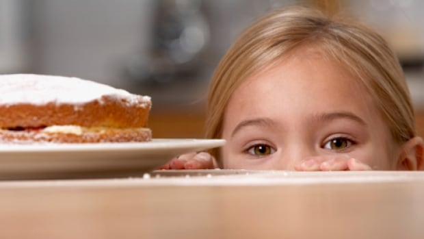 Allowing kids to serve themselves and recognize their body's cues of hunger and satiety helps reduce battles around the table.