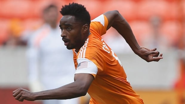 Warren Creavalle is joining Toronto FC from the Houston Dynamo.