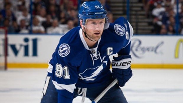 "Lighting star Steven Stamkos said talk about joining the Leafs in two years was ""absolutely not"" a distraction for him in Tampa, where he'll begin his first full season as captain this fall."