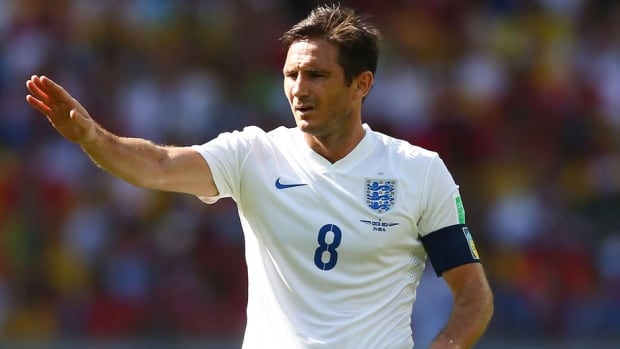 Frank Lampard won three Premier League titles, four FA Cups, two League Cups, the Europa League and the Champions League.