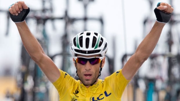 Italian Vincenzo Nibali won his fourth stage of the Tour de France on Thursday.