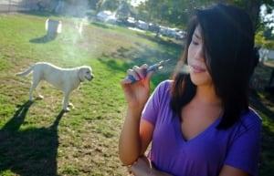 Pets-Secondhand Smoke