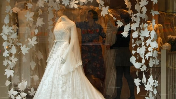 The average wedding in Canada will cost more than $30,000 this year, some estimates say.