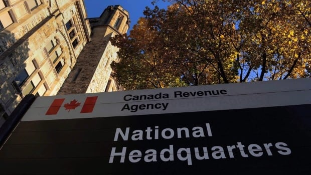 Does Revenue Canada have a political agenda?