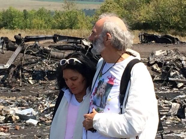Flight MH17 Ukraine