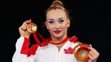 Commonwealth Games: Canada's medallists