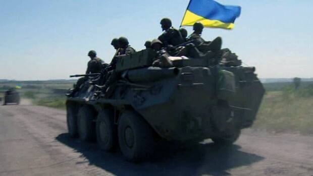 Ukraine launches offensive against separatists