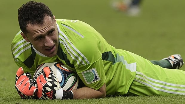 Colombian international David Ospina will be competing for playing time on Arsenal with incumbent keeper Wojciech Szczesny.