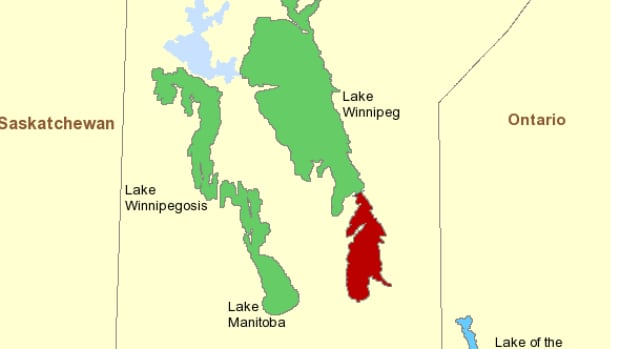Winds up to 20 knots are predicted to sweep over the south basin of Lake Winnipeg Sunday.