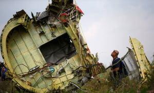 Malaysia Airlines Flight MH17 Ukraine crisis
