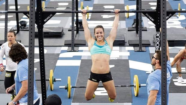 CrossFit athlete Camille Leblanc-Bazinet won the women's individual competition at the 2014 CrossFit Games, making her the first Canadian woman to claim the champion title.