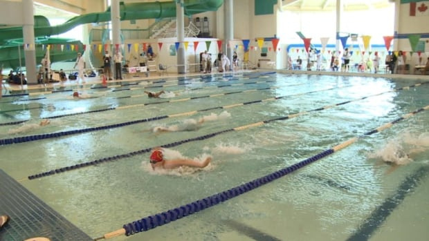According to organizers, approximately 200 athletes were registered for swimming events. About 120 athletes dropped out when it was announced the sport would be unsanctioned at the games.