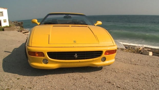 A 1999 Ferrari is up for sale in Corner Brook. According to the person selling it, the vehicle is one of only three Ferraris in Newfoundland and Labrador.