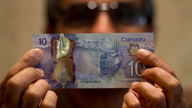 Ryerson University professor Hitesh Doshi knew something was wrong with the bank's description of the new $10 bill.