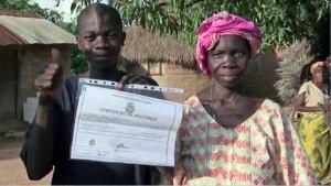 Ebola - Guinea - Saa Simbiano