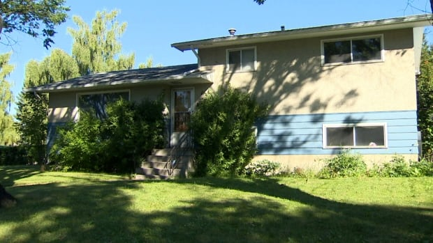 The home that was the scene of Calgary's worst mass killing is now up for sale.