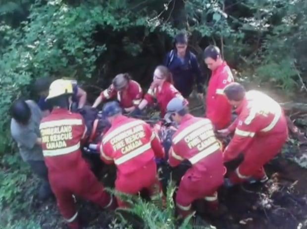 Cumberland Fire Rescue