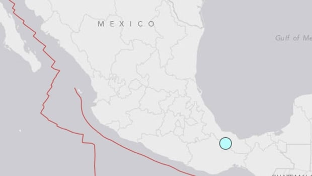 A magnitude 6.3 earthquake hit the eastern Mexican state of Veracruz on Tuesday at a depth of 95 km, the U.S. Geological Survey said.