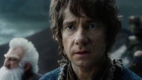 Martin Freeman is Bilbo Baggins