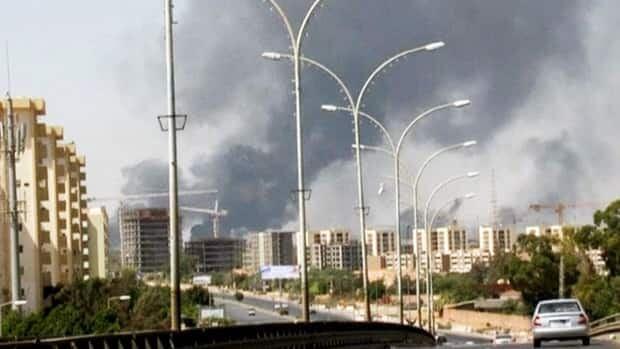 Libya's deterioration