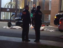 Stabbing 25 Cartier Street Embassy Hotel & Suites July 30 2014