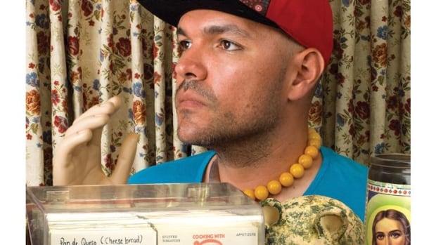 Arturo Herrera plans to collect recipes from Leamington's migrant community.