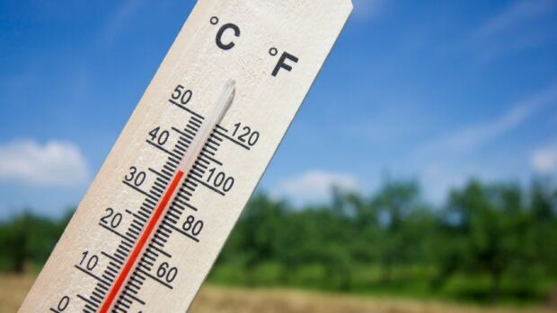 Much of southern and central Saskatchewan is under a heat warning today.