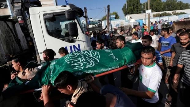 Civilian death toll in Gaza mounts