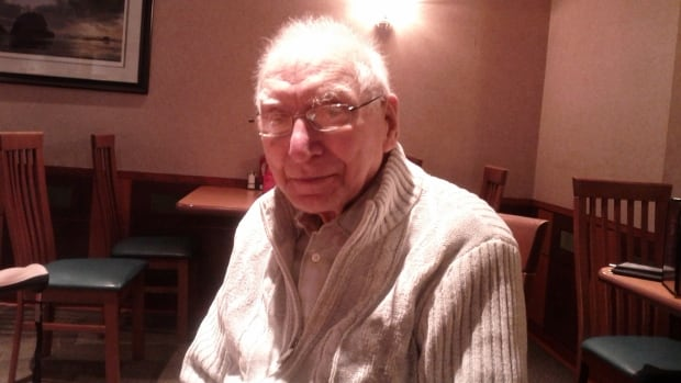 George Buckley was found Thursday afternoon.