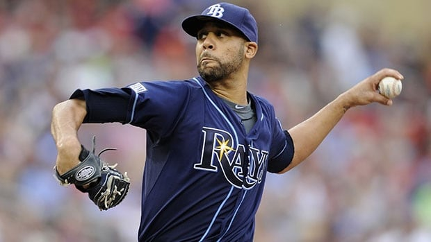 Ace lefty David Price is reportedly on his way to Detroit.