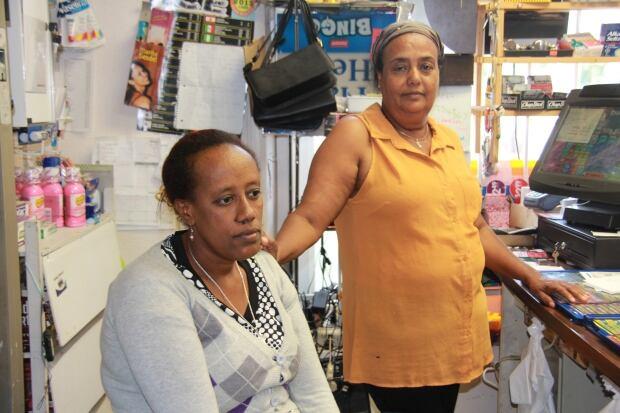 Gamachu Tessema Dietrich Guelph cofee shop