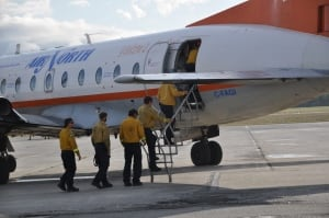 Yukon firefighters head to NWT