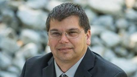 Chief Ron Giesbrecht Kwikwetiem First Nation