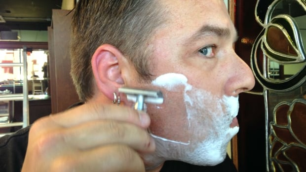 Kevin Kent, who owns a knife shop in Inglewood, started selling straight razors, then shaving accessories, and then safety razors. Now Kent is opening a dedicated shave shop.