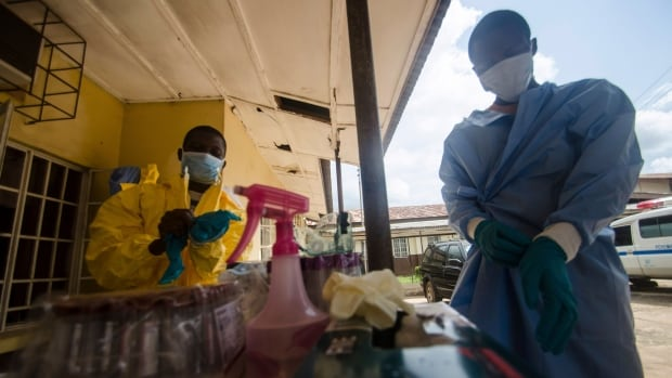 The death toll from Ebola in West Africa has topped 700.