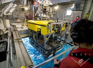 Doc Ricketts ROV remote-controlled submarine