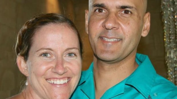Neil Bantleman, seen here with his wife, Tracy, has been detained in Indonesia for three months without charge after a child sexual assault investigation.